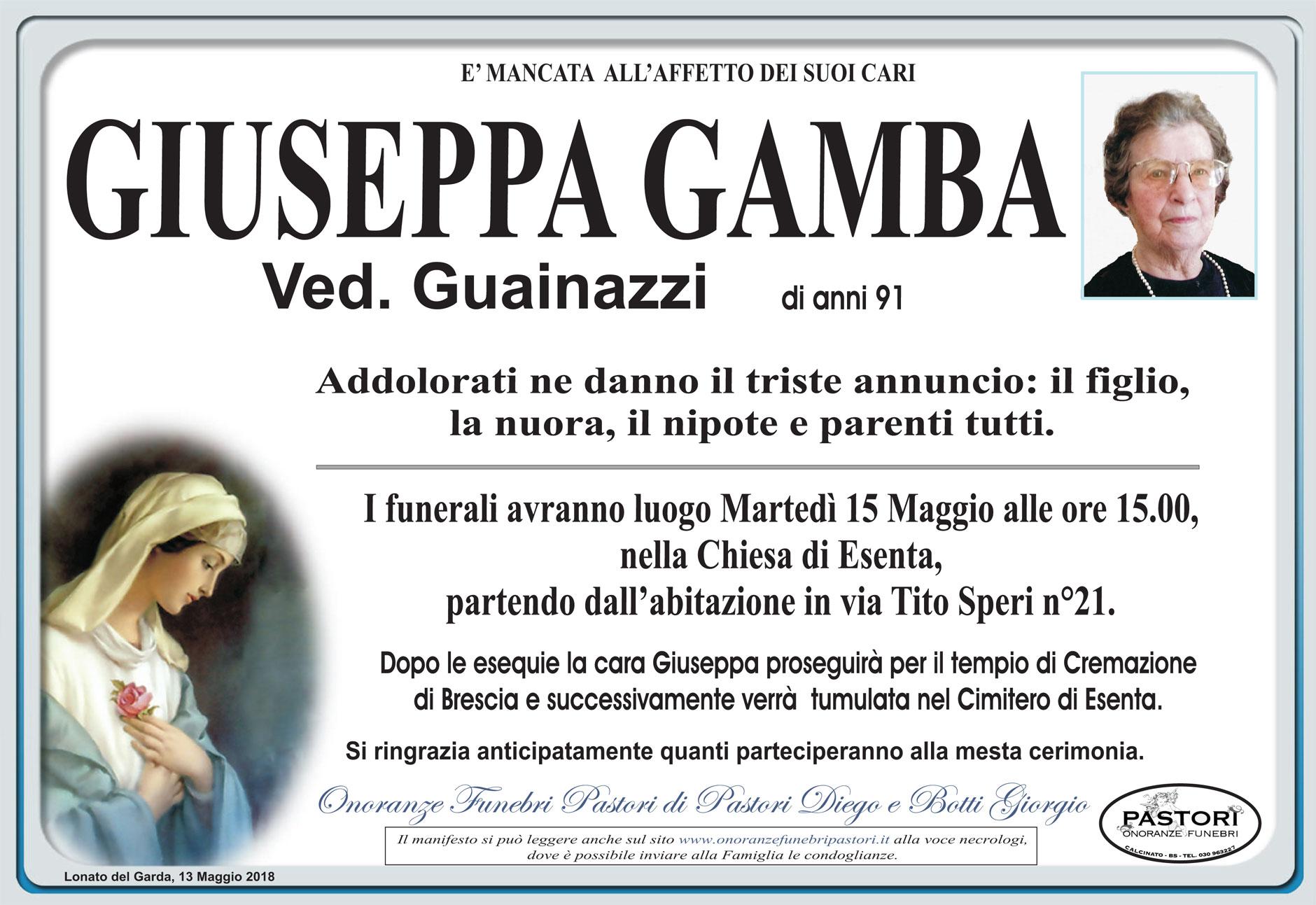 Giuseppa Gamba