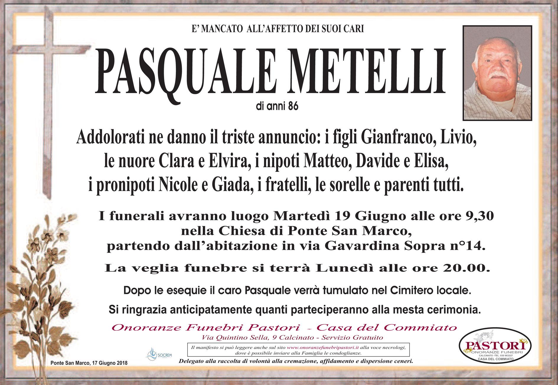 Pasquale Metelli