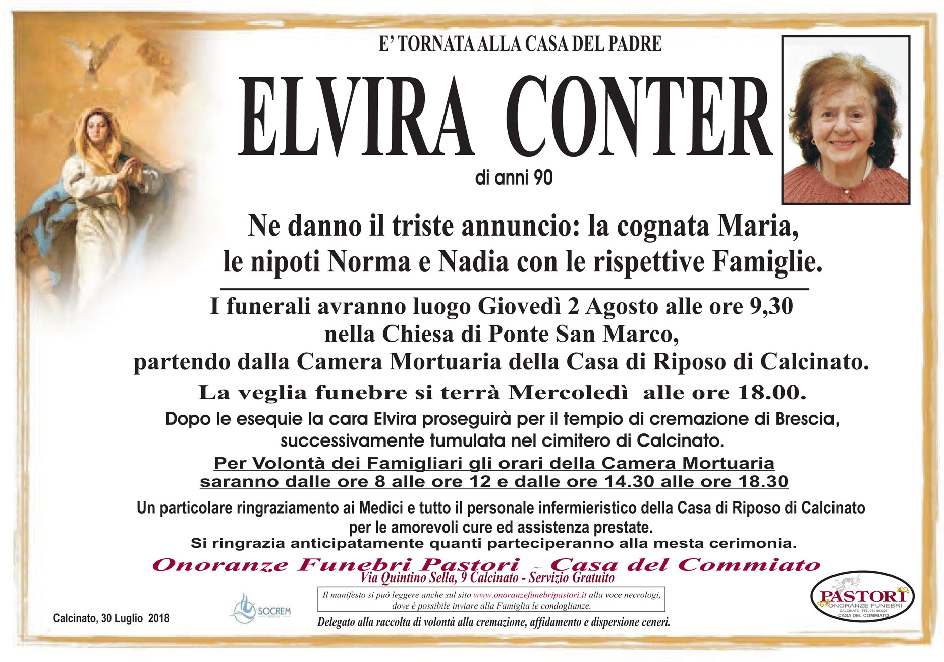 Elvira Conter