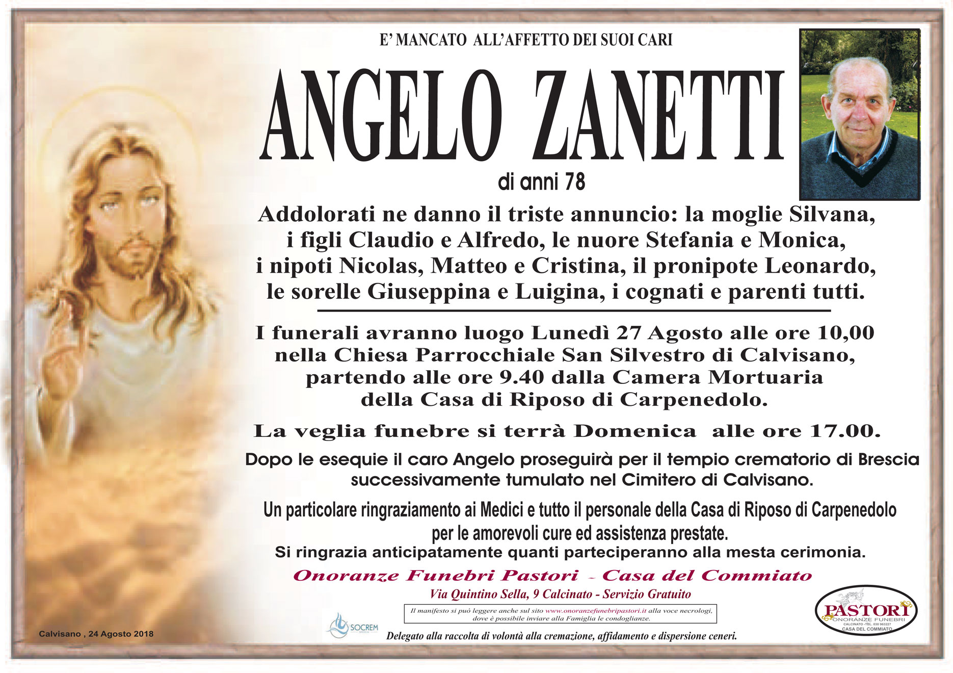 Angelo Zanetti