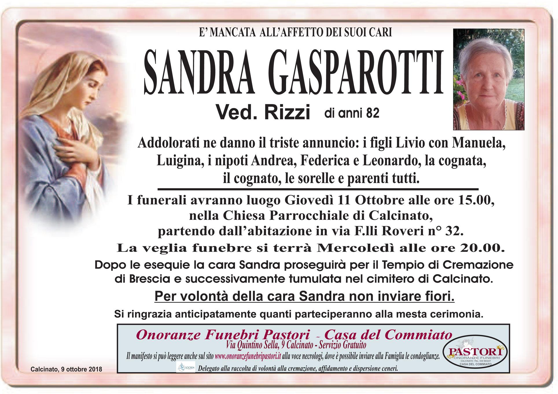 Sandra Gasparotti