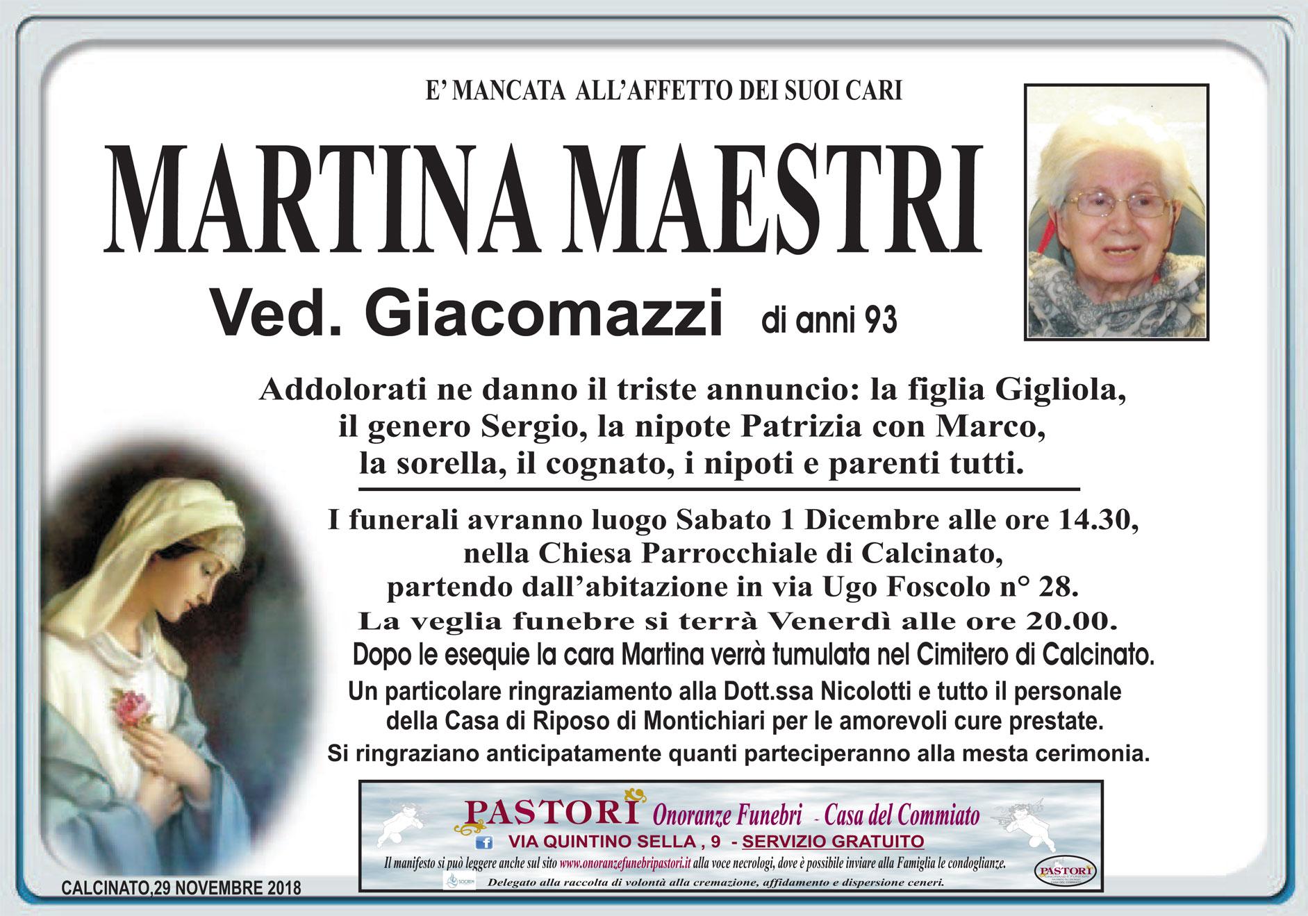 Martina Maestri