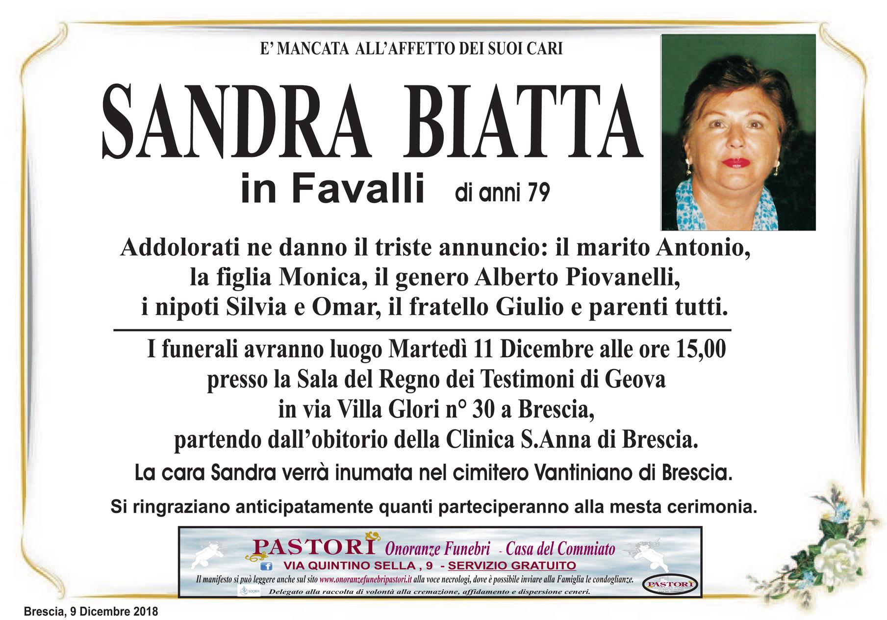Sandra Biatta