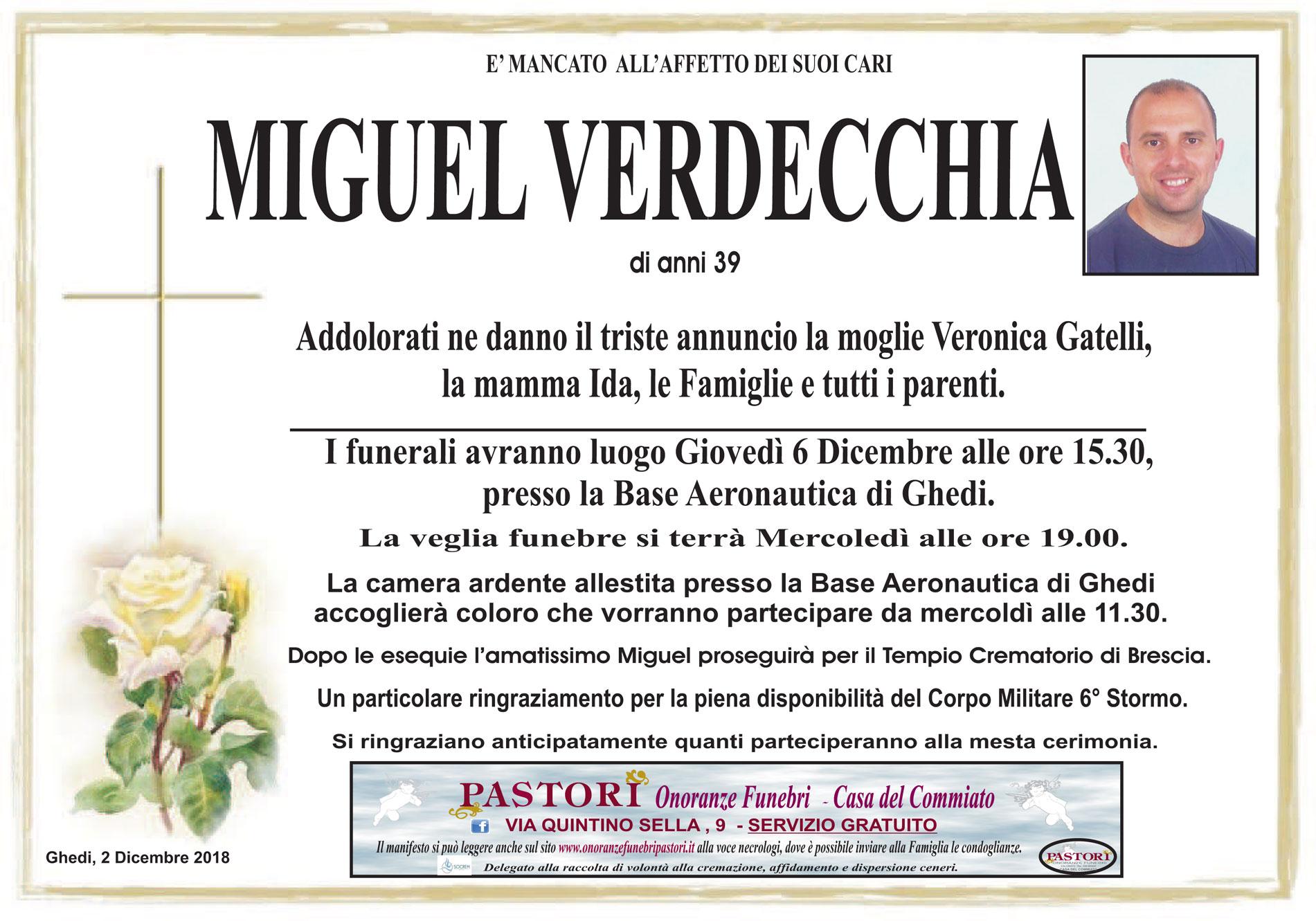 Miguel Verdecchia