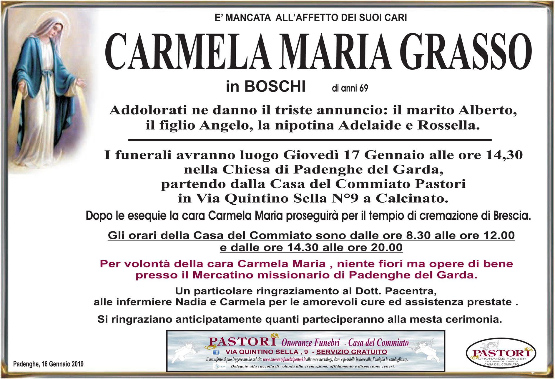 Carmela Maria Grasso