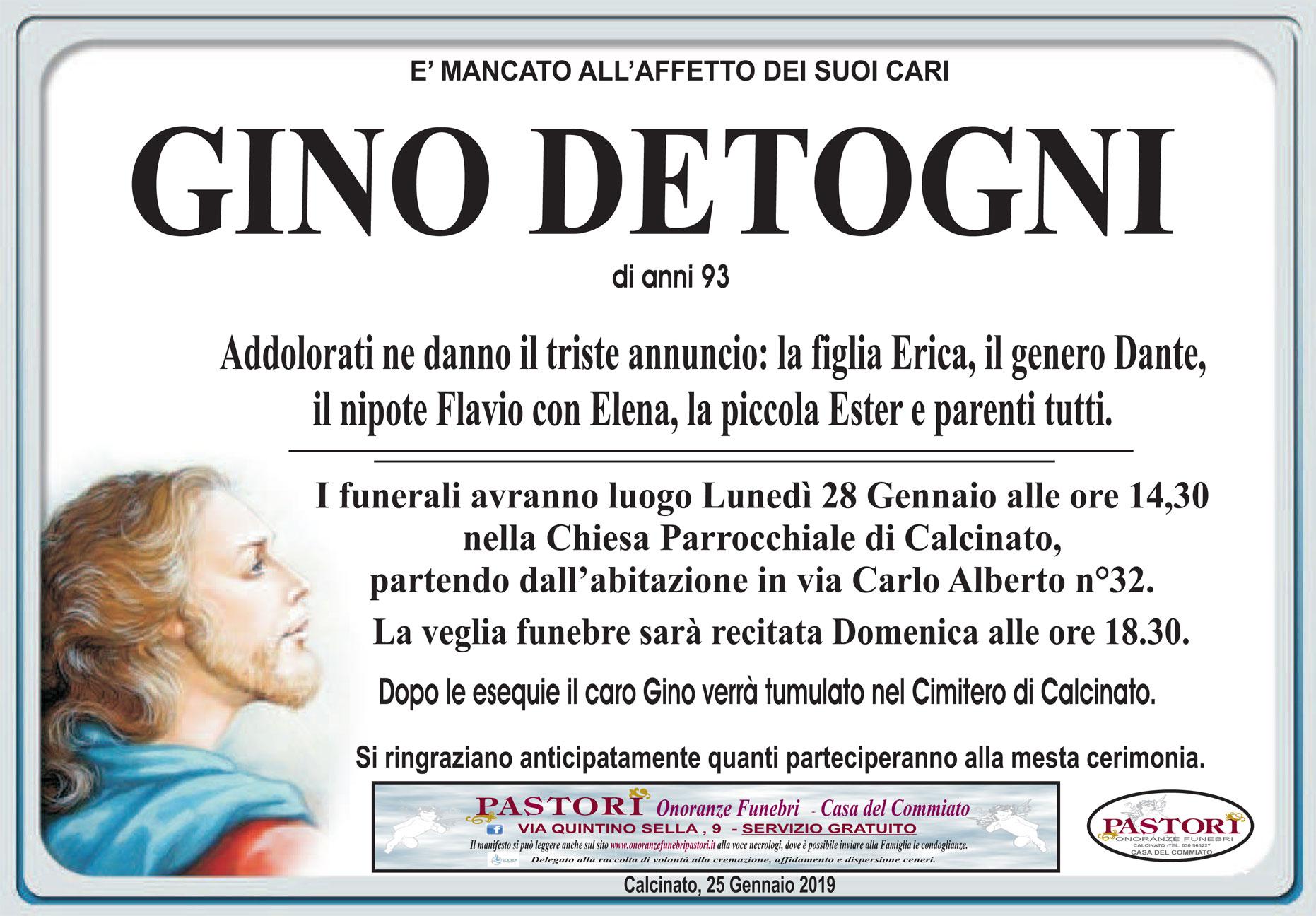 Gino Detogni