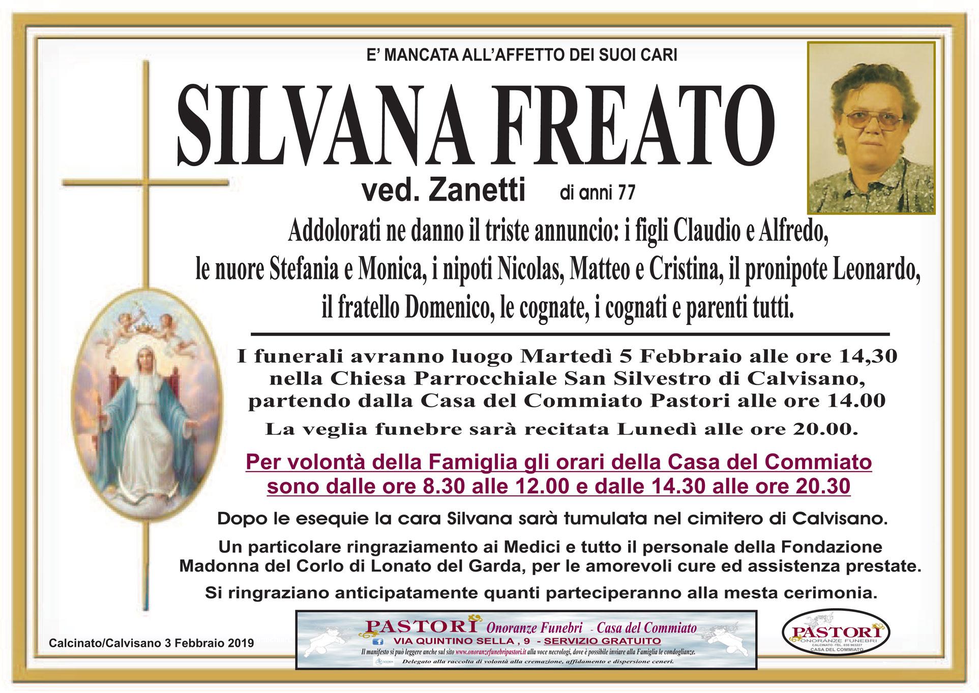 Silvana Freato