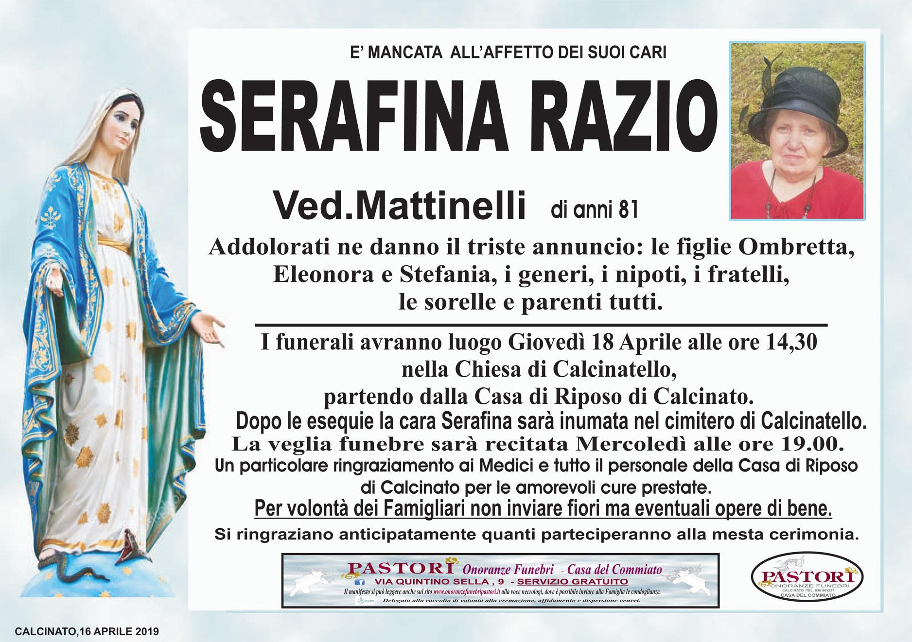 Serafina Razio