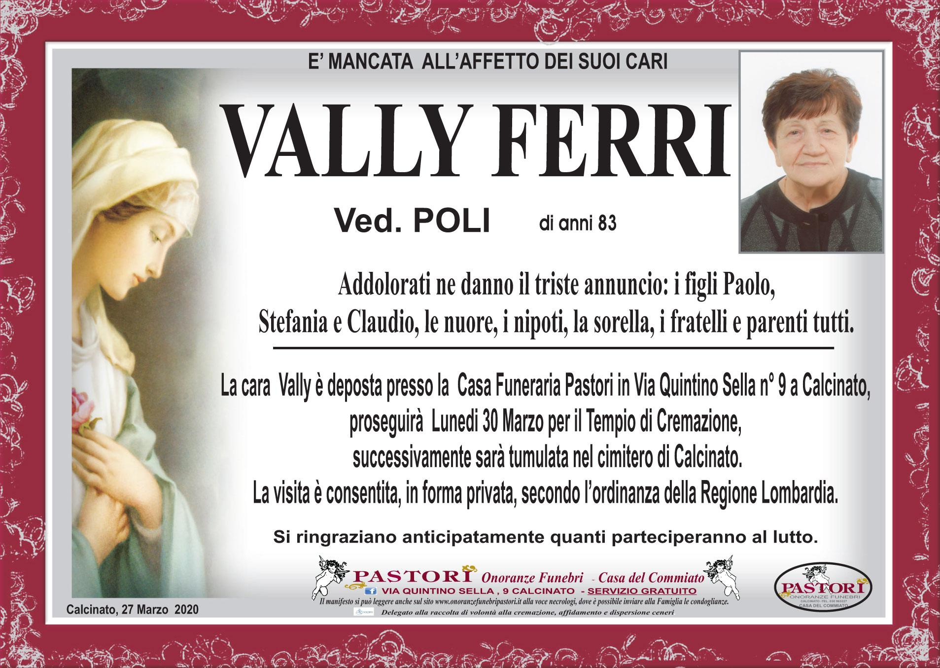 Vally Ferri