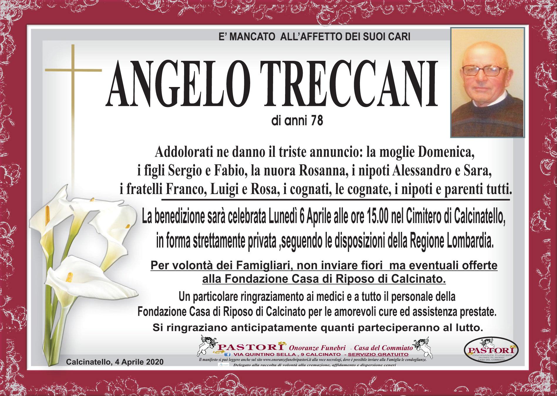 Angelo Treccani