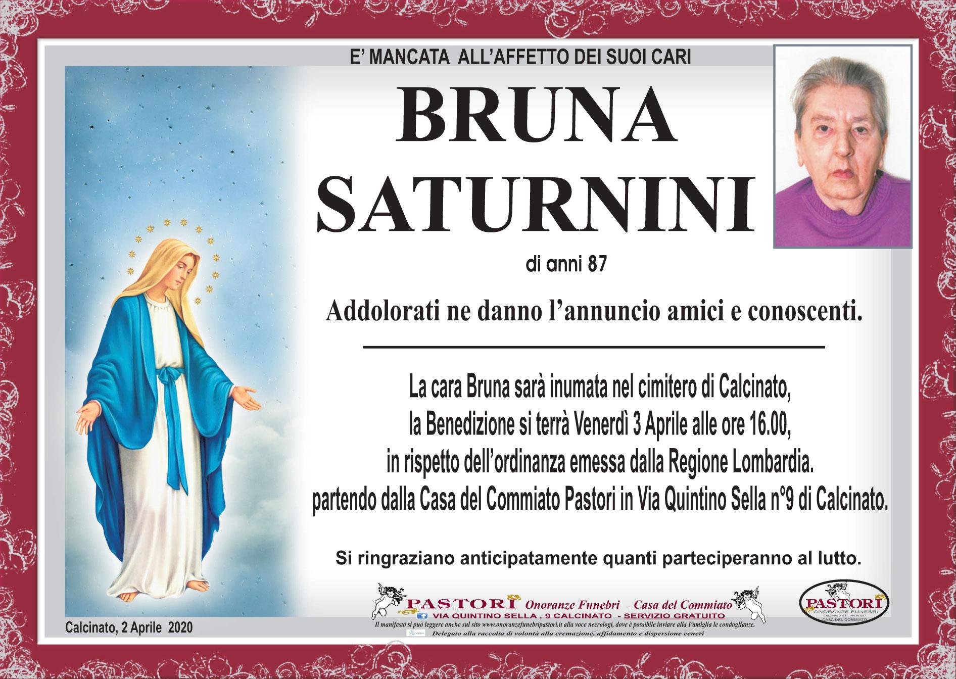 Bruna Saturnini
