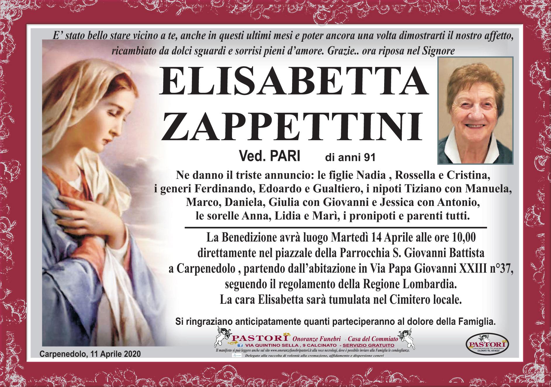 Elisabetta Zappettini