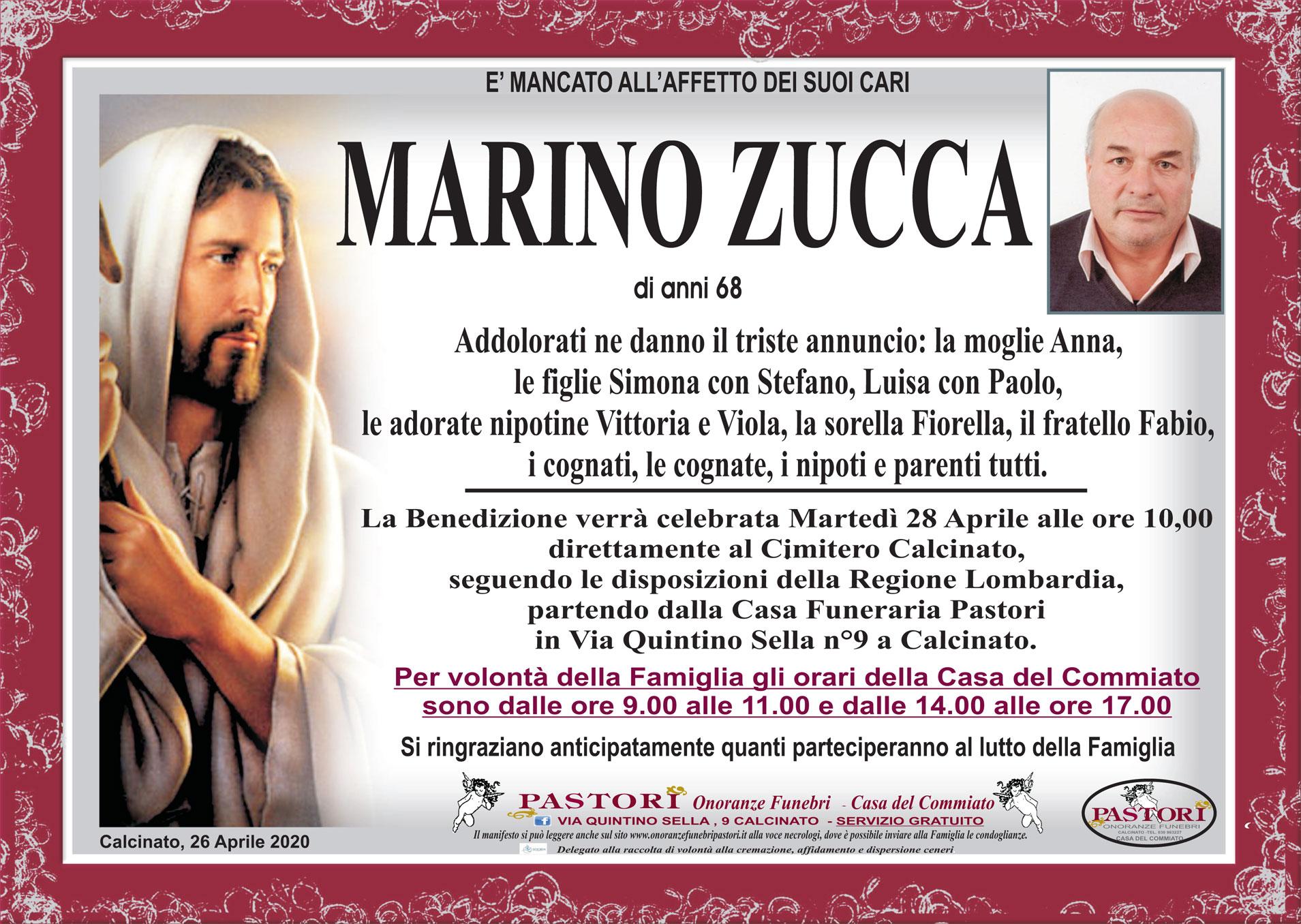 Marino Zucca