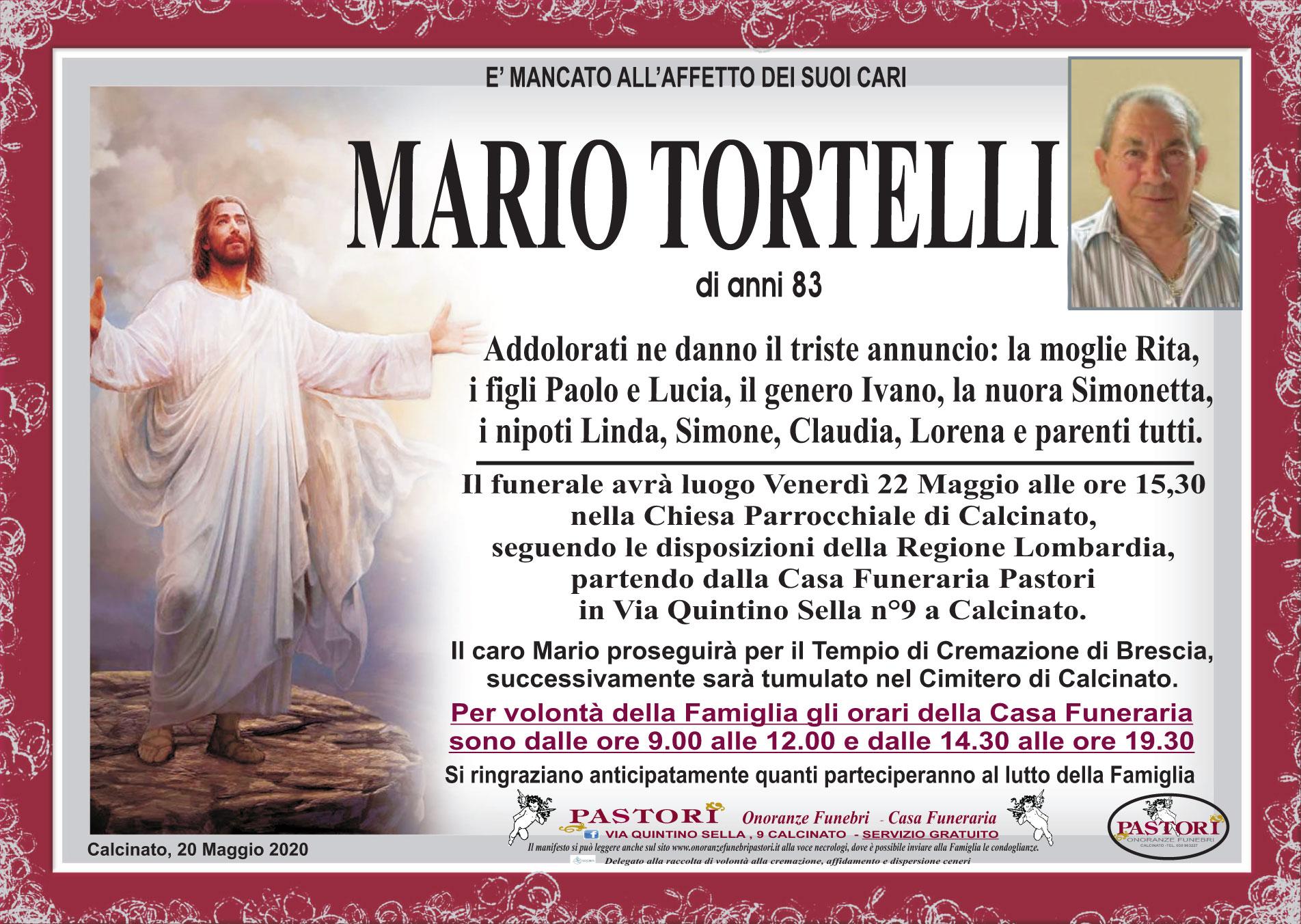 Mario Tortelli
