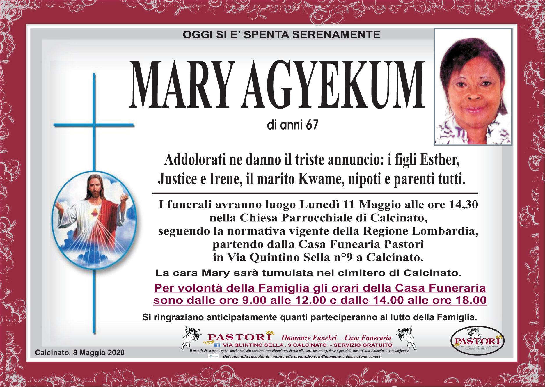 Mary Agyekum