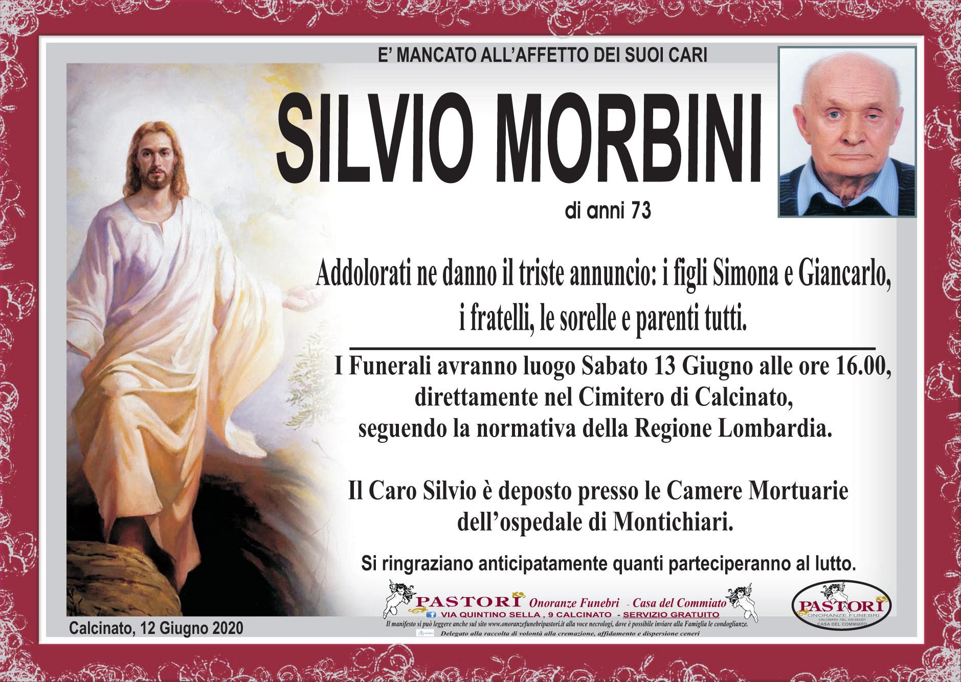 Silvio Morbini