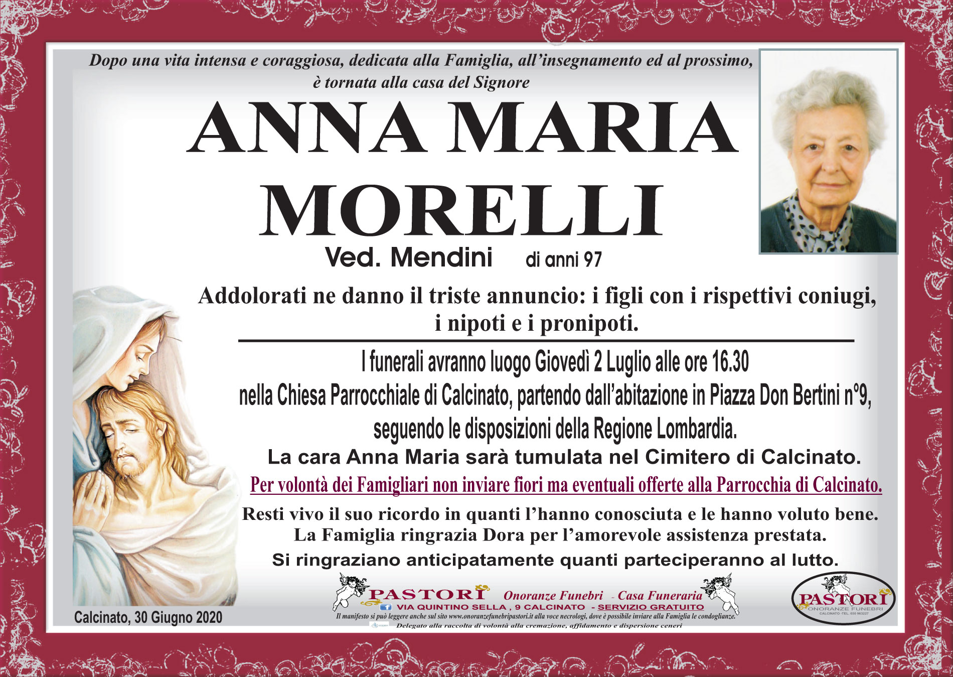 Anna Maria Morelli