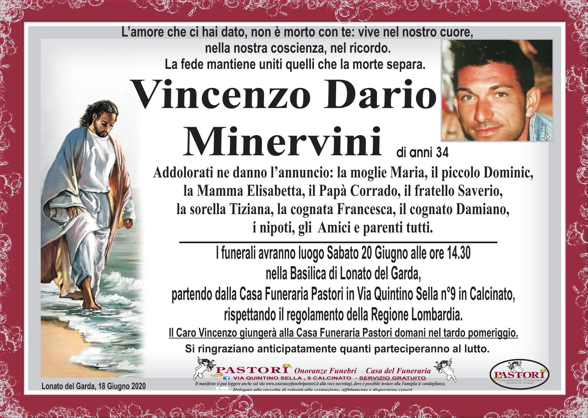 Vincenzo Dario Minervini
