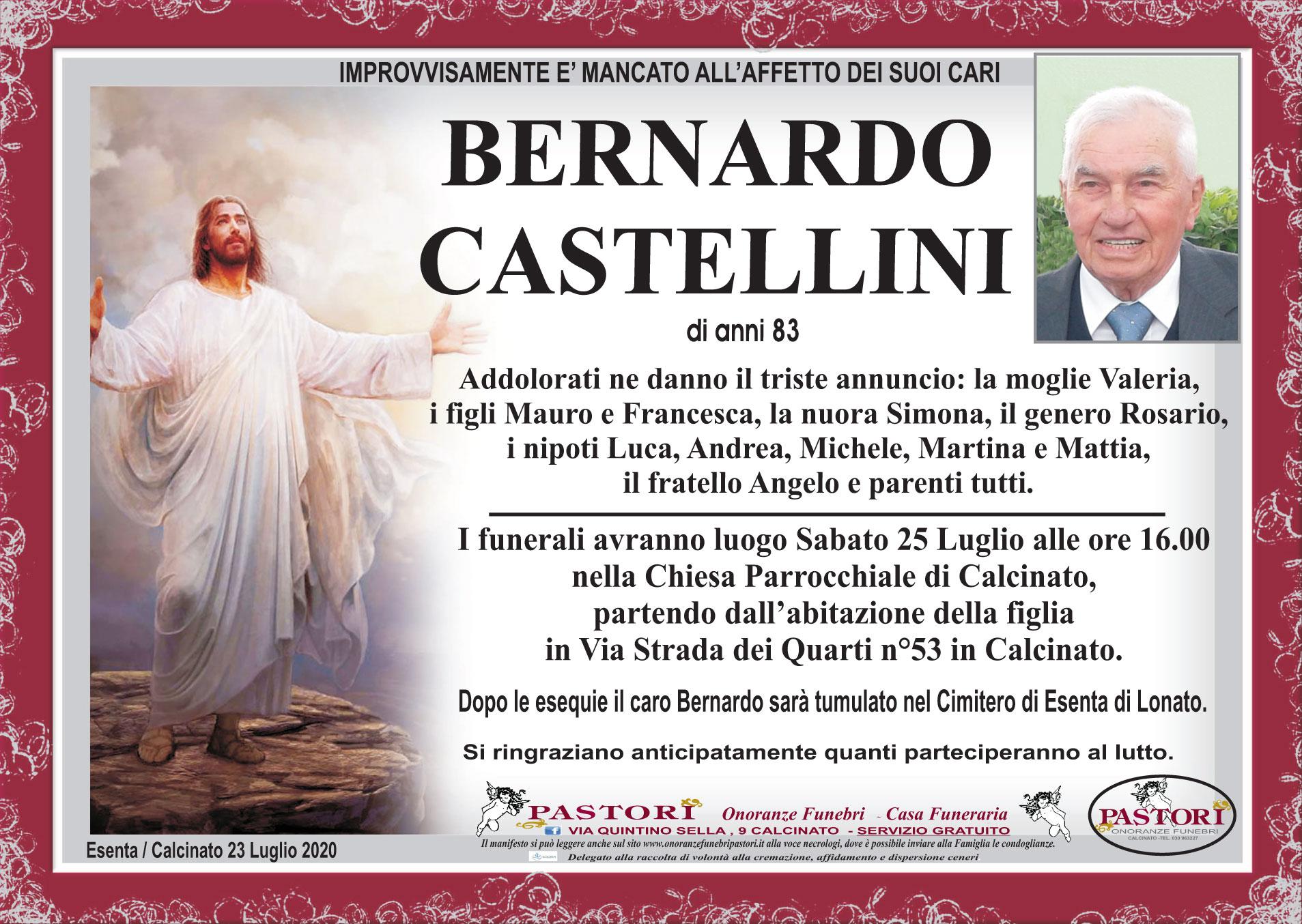 Bernardo Castellini
