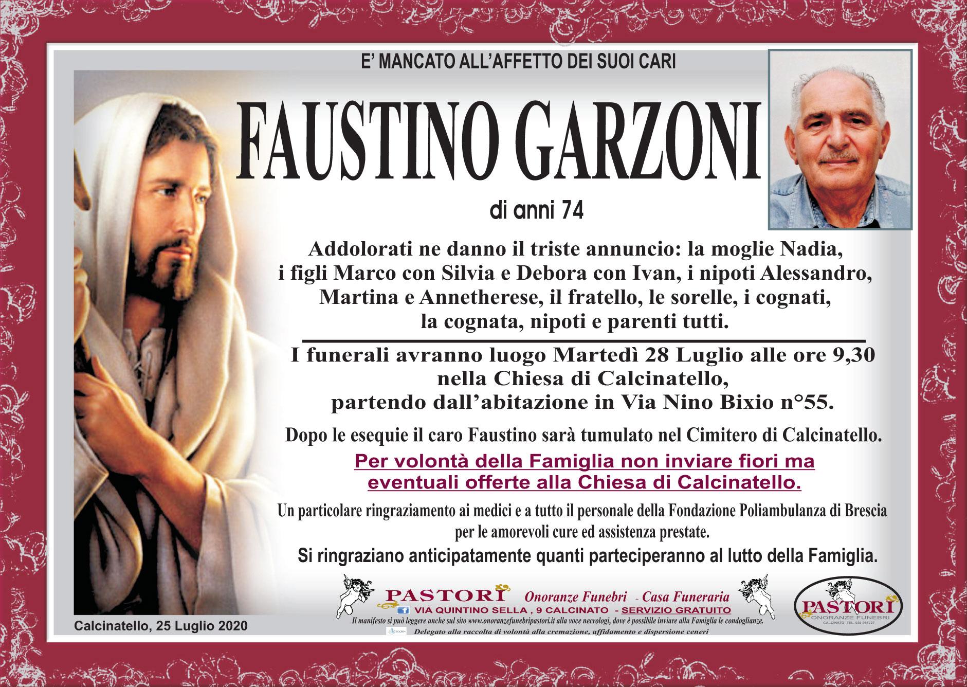 Faustino Garzoni