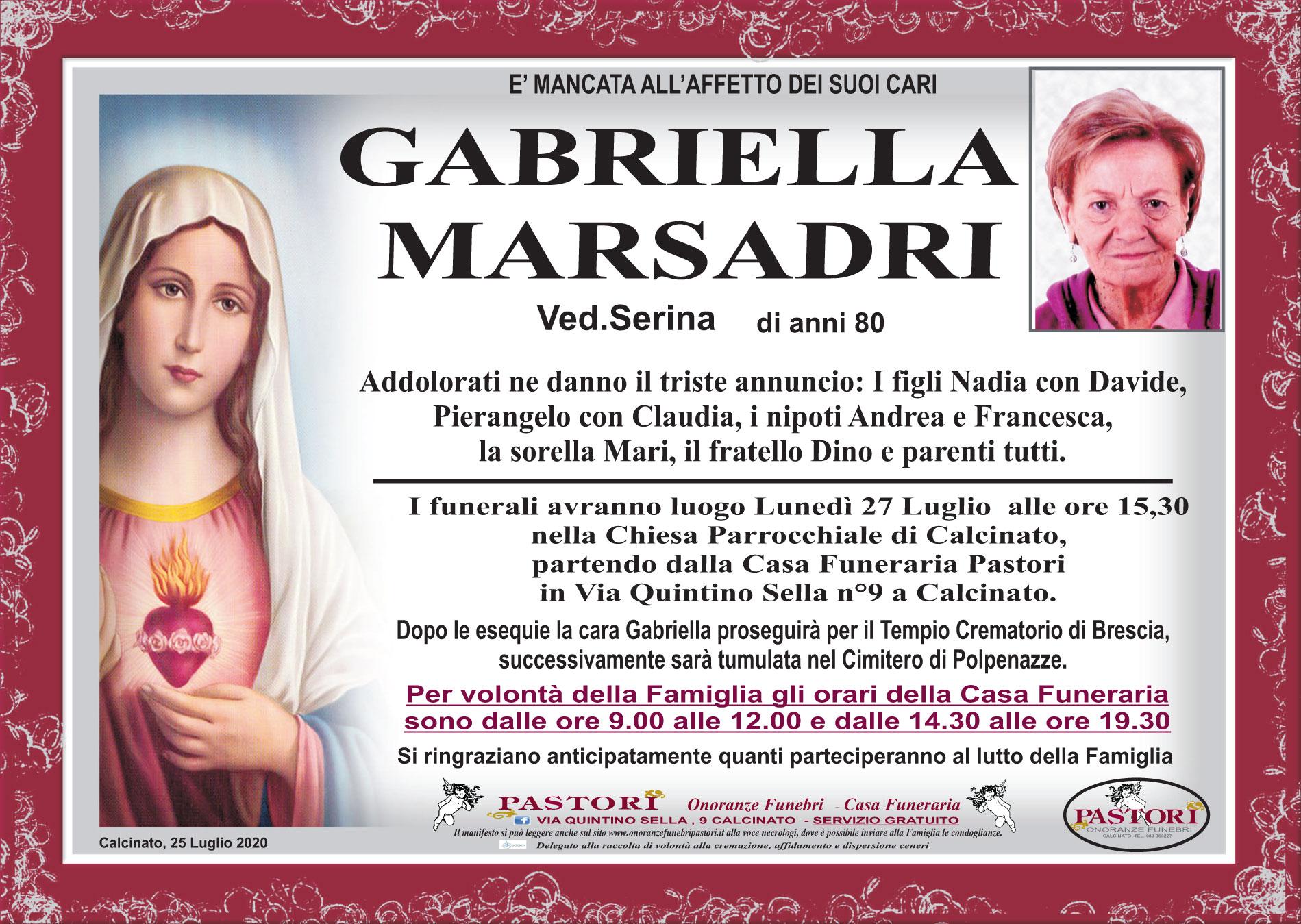Gabriella Marsadri