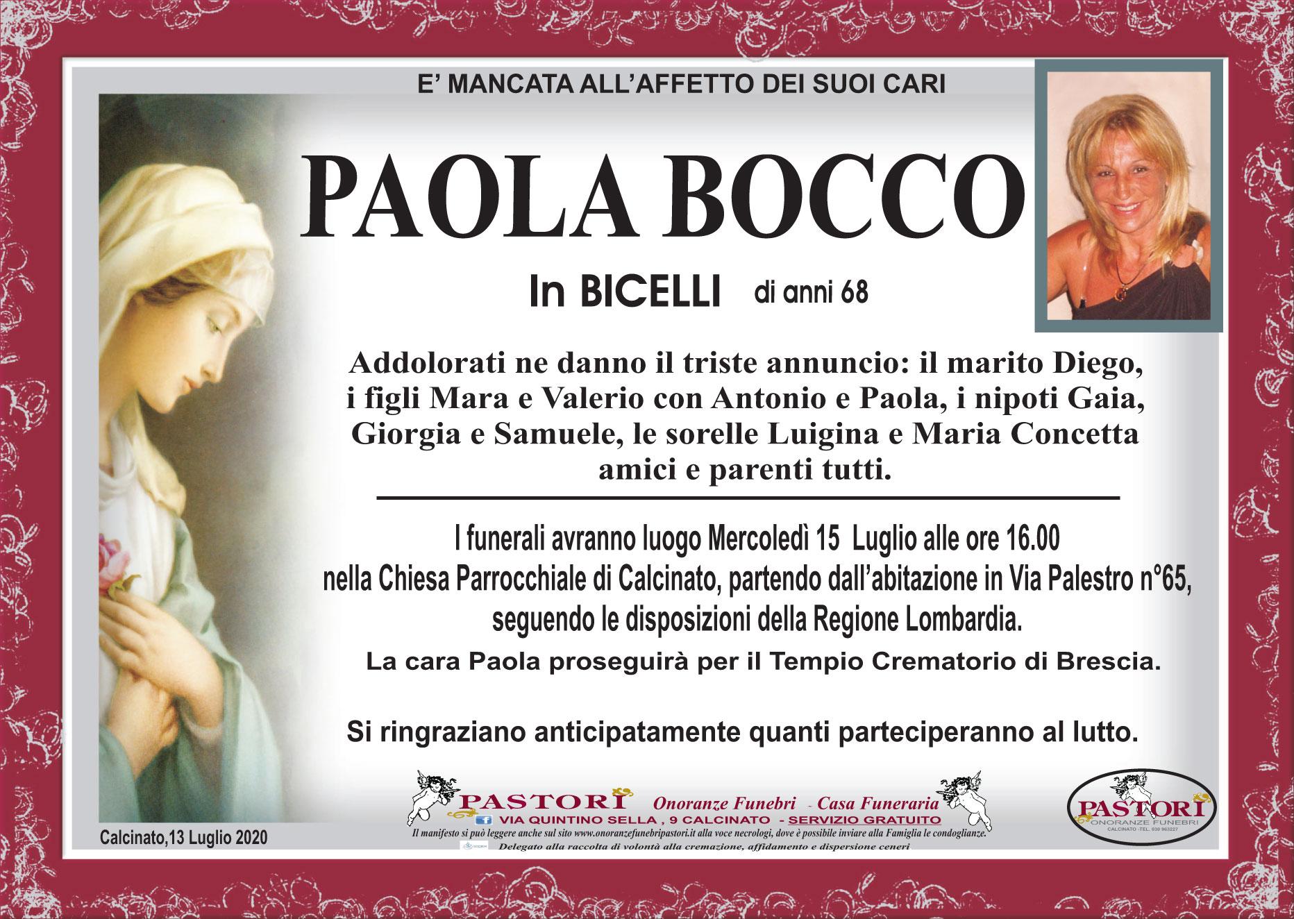 Paola Bocco