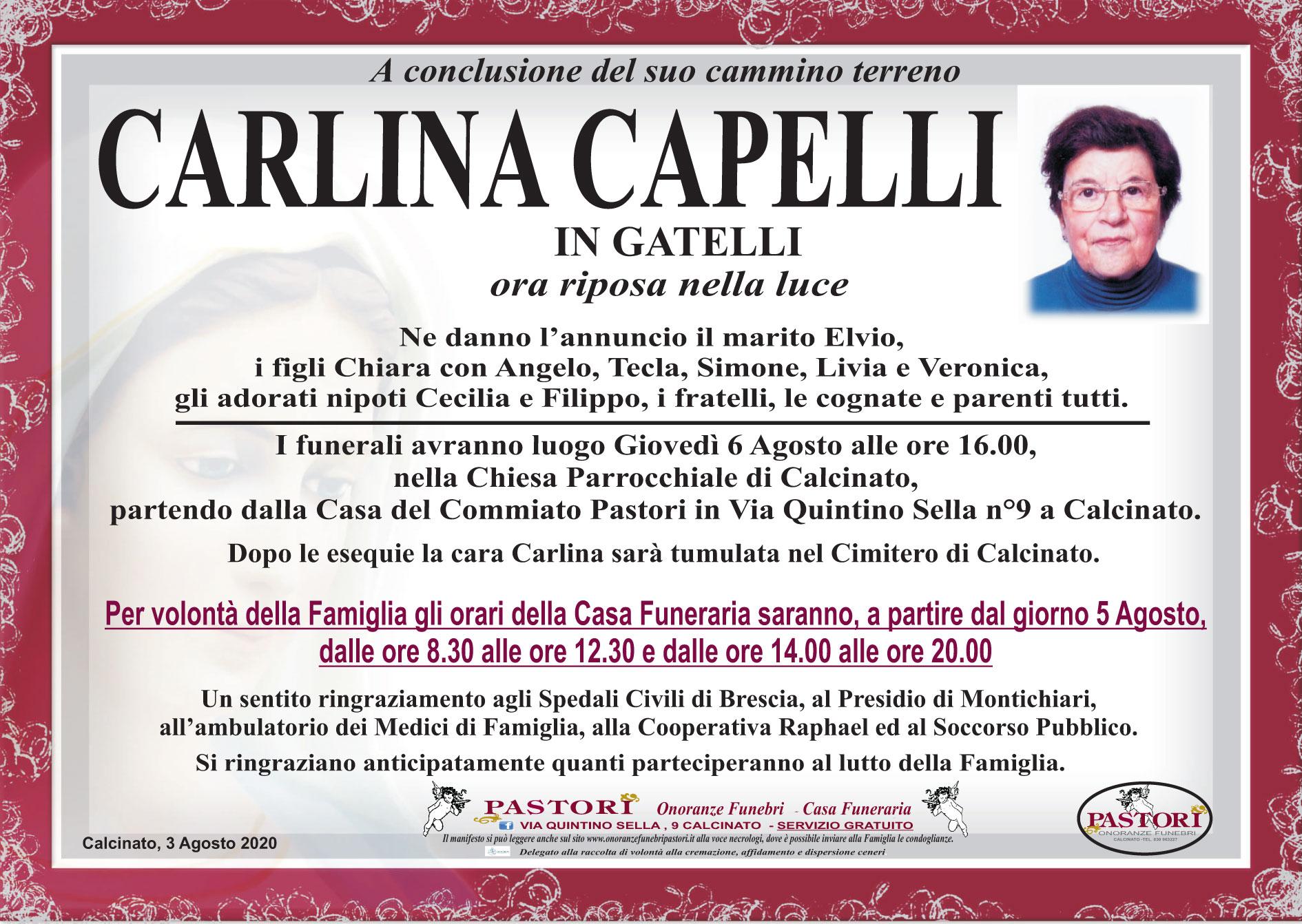 Carlina Capelli