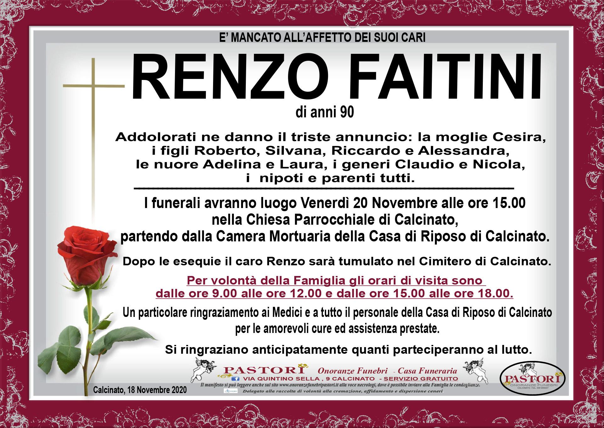 Renzo Faitini