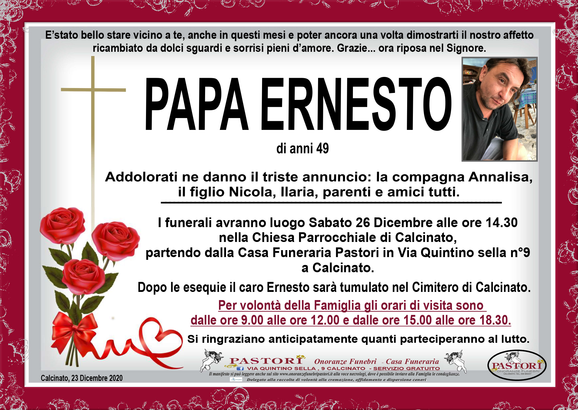 Ernesto Papa