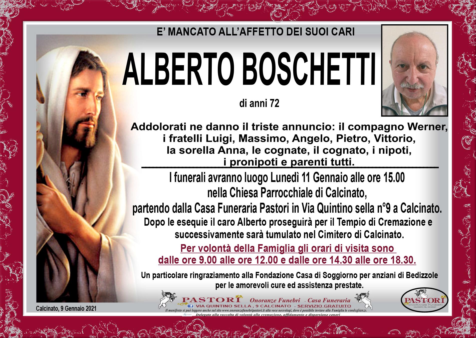 Alberto Boschetti