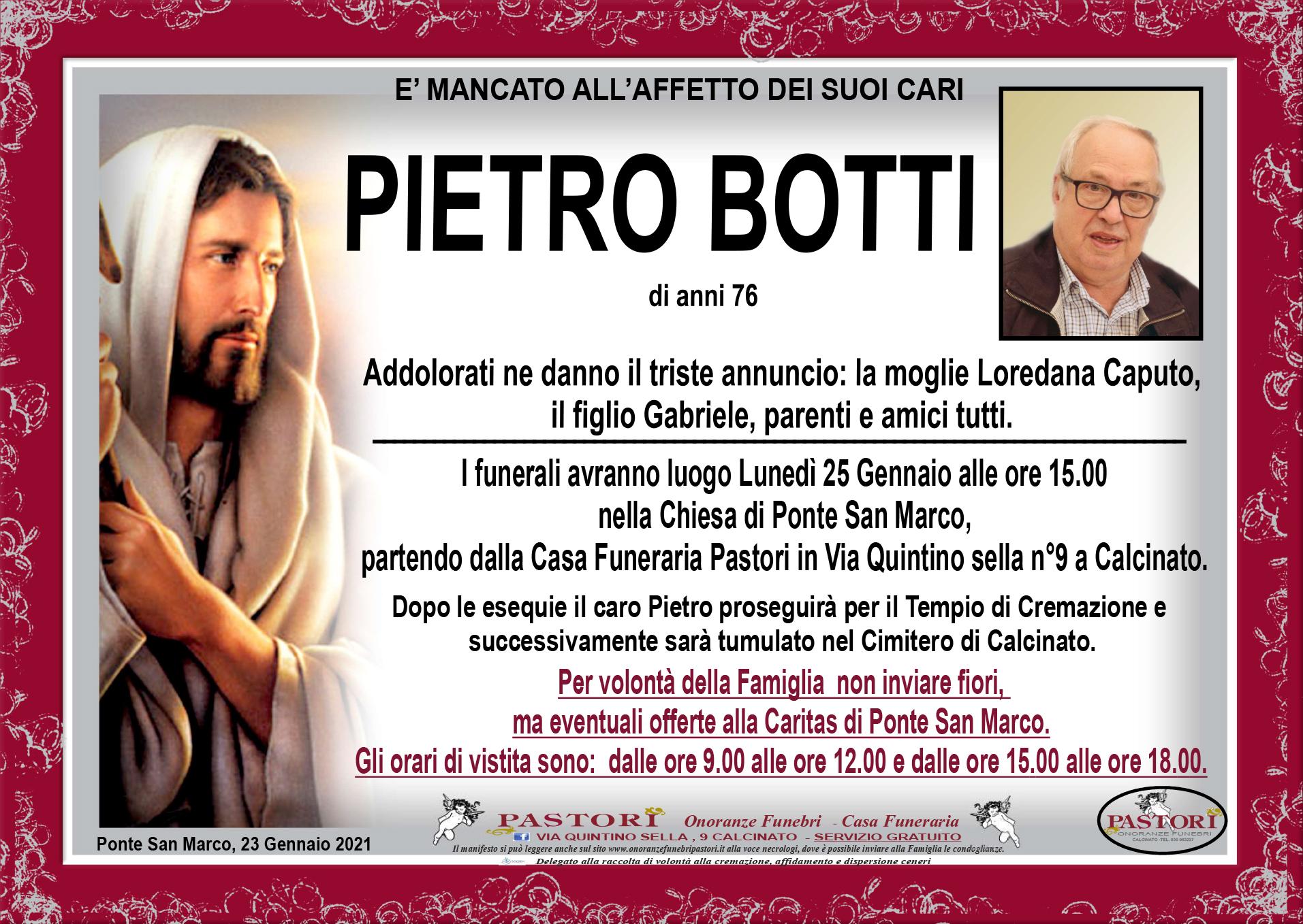 Pietro Botti