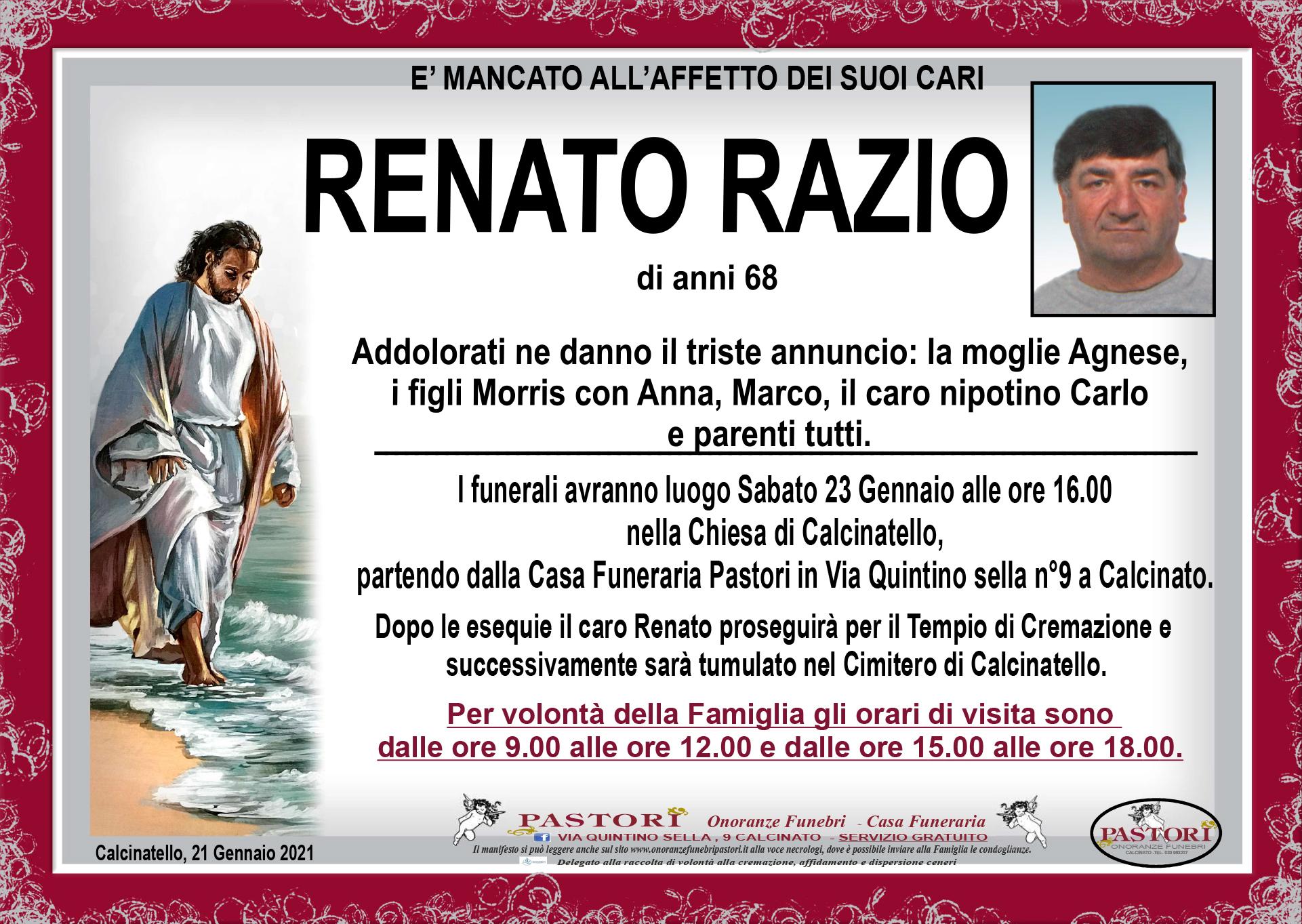 Renato Razio