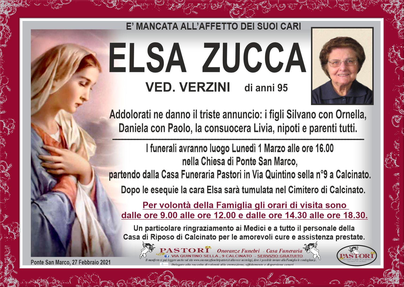 Elsa Zucca