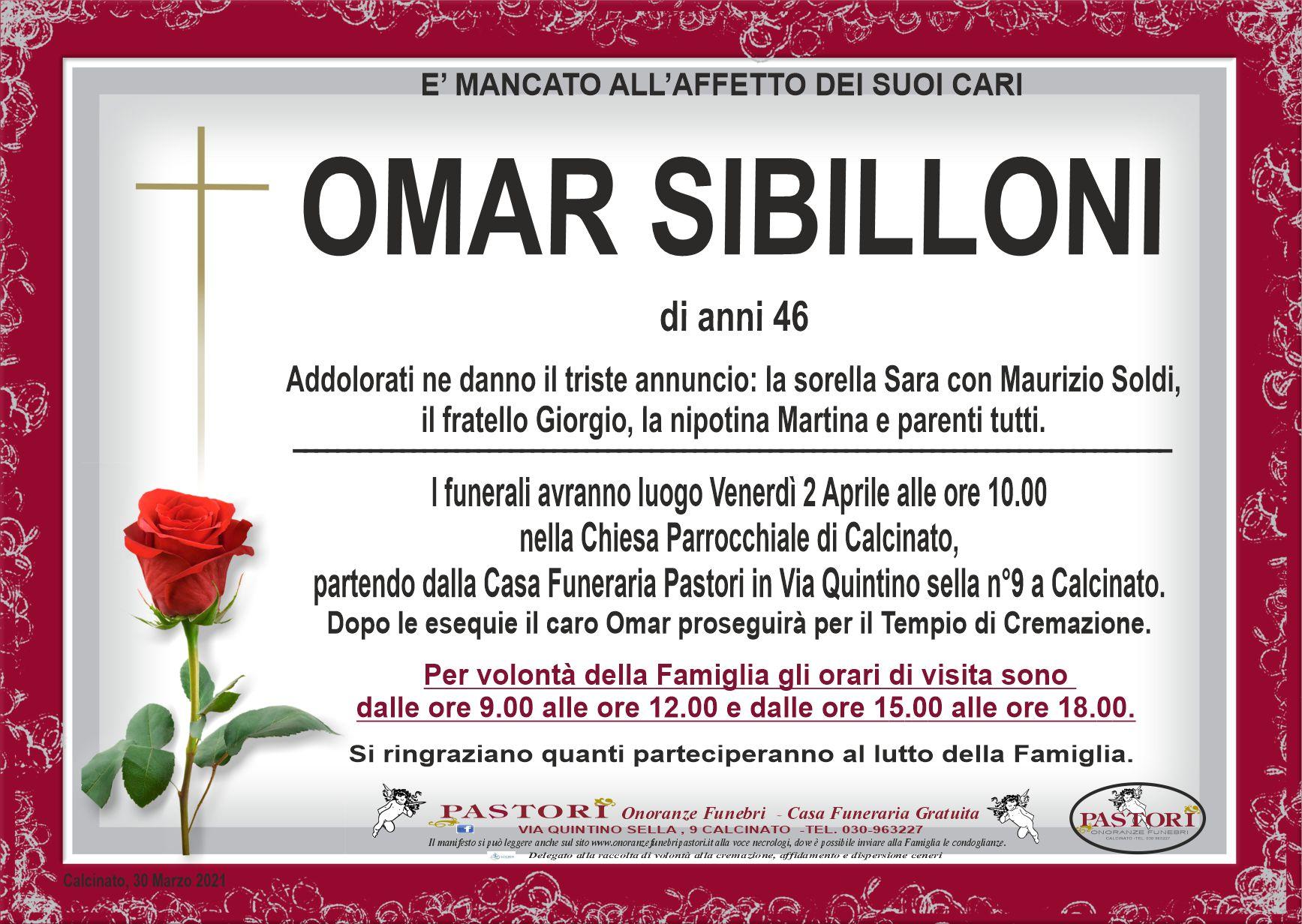 Omar Sibilloni