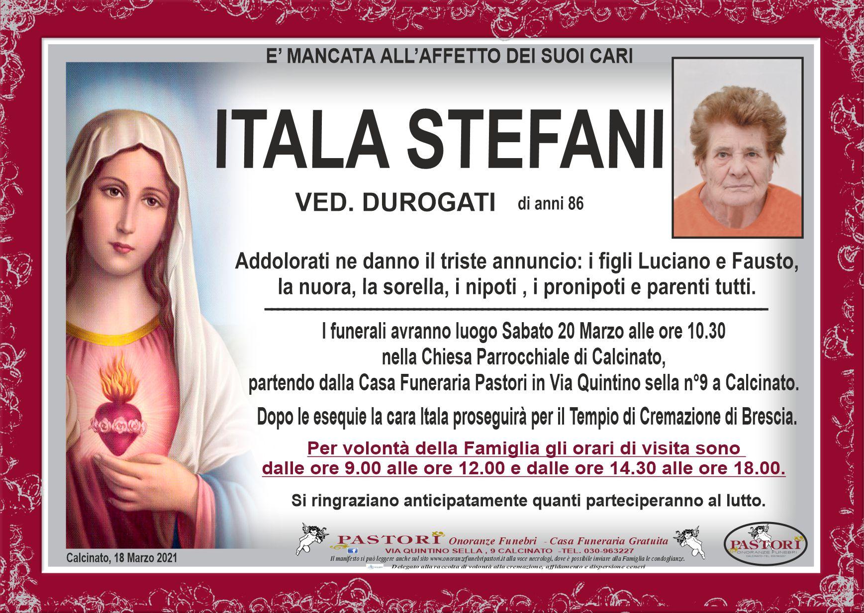 Itala Stefani