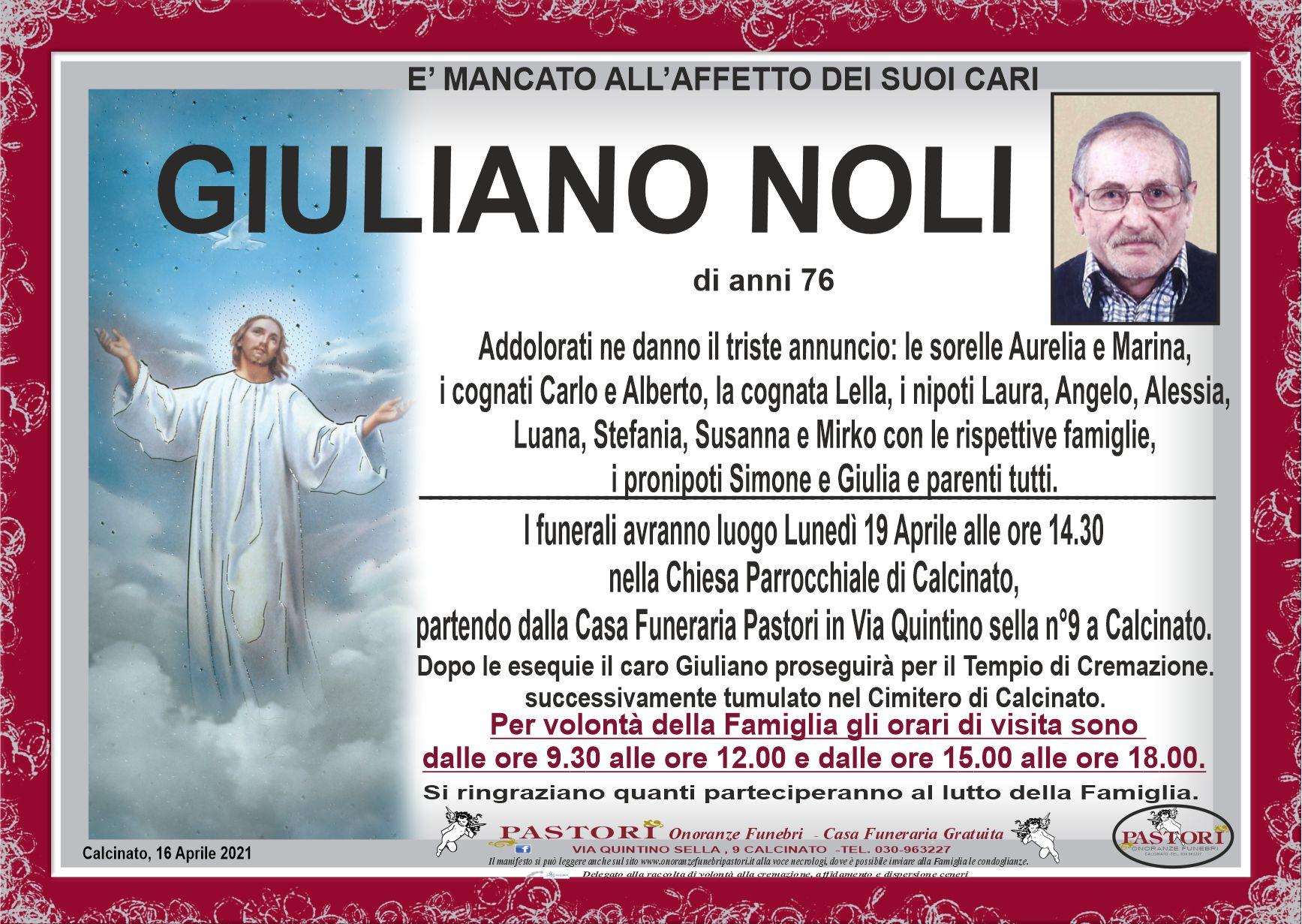 Giuliano Noli