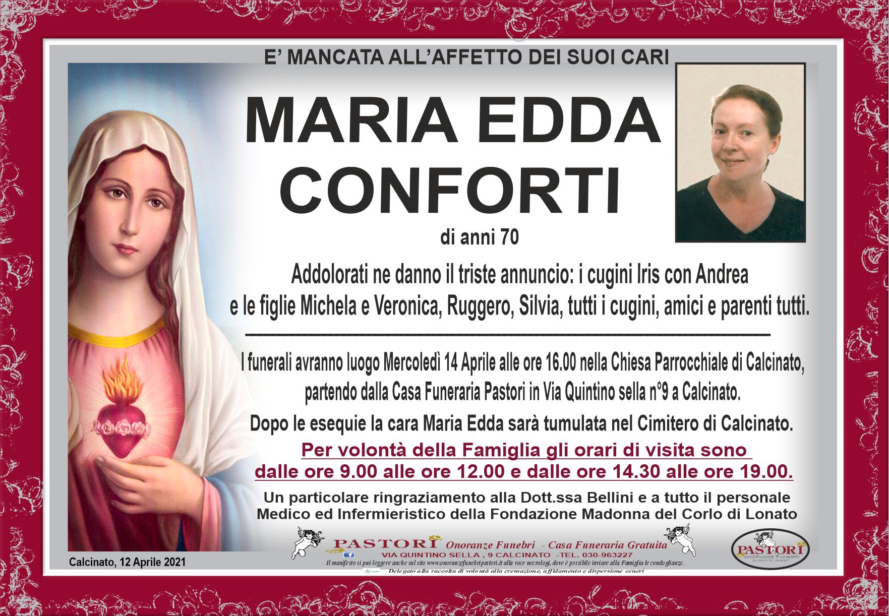 Maria Edda Conforti