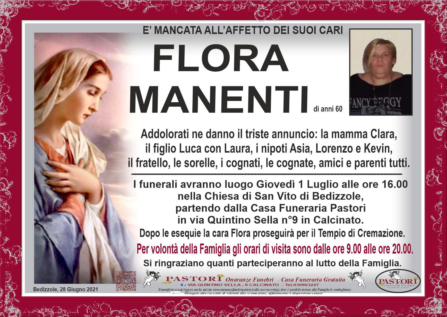 Flora Manenti