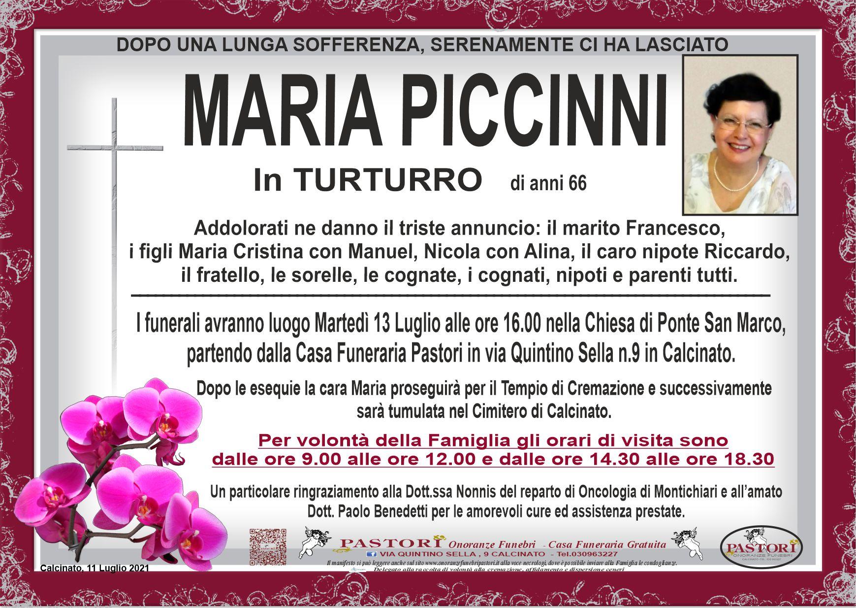 Maria Piccinni