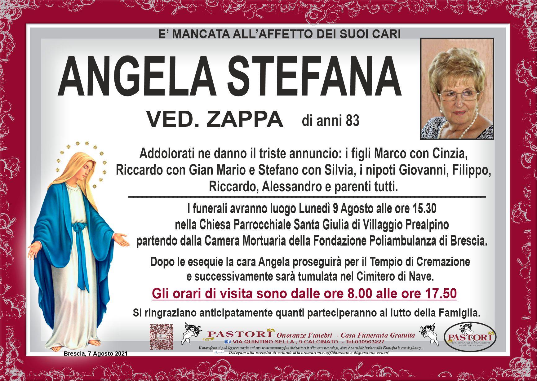 Angela Stefana