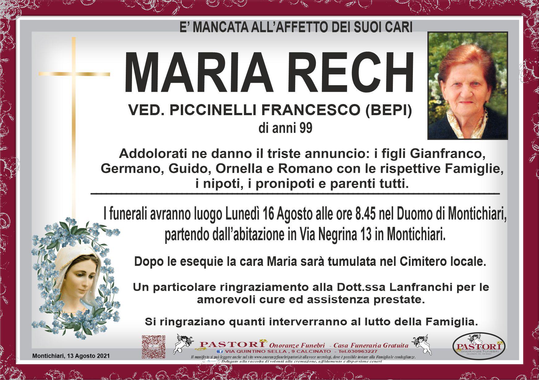 Maria Rech