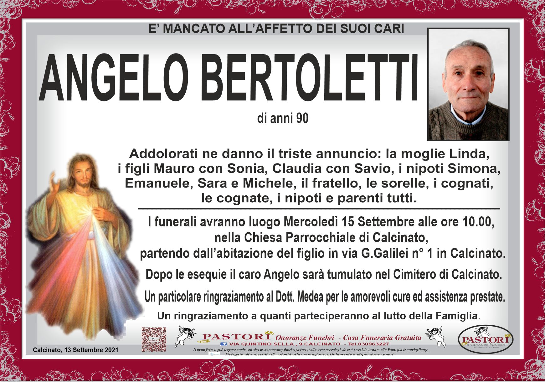 Angelo Bertoletti
