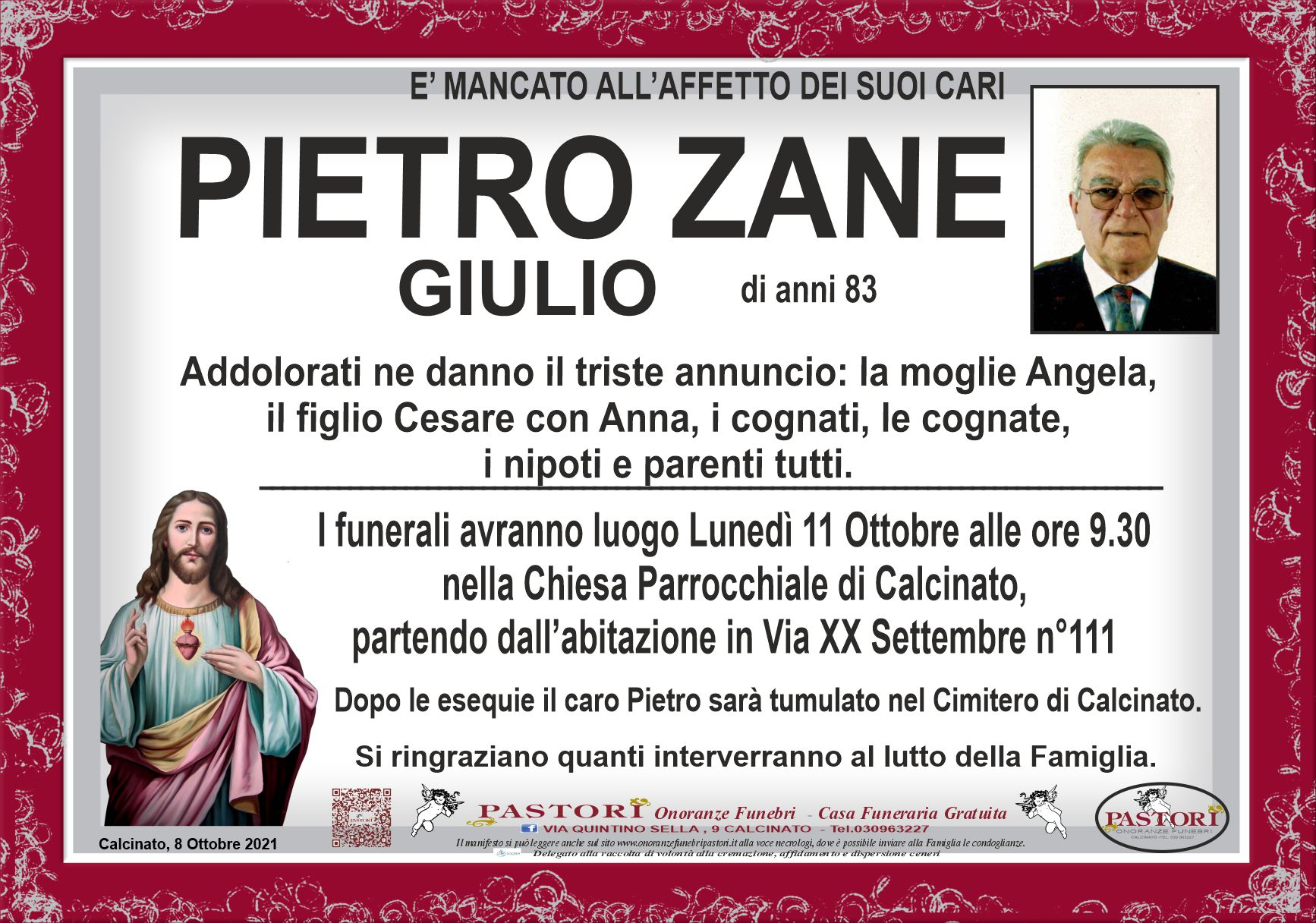 Pietro Zane