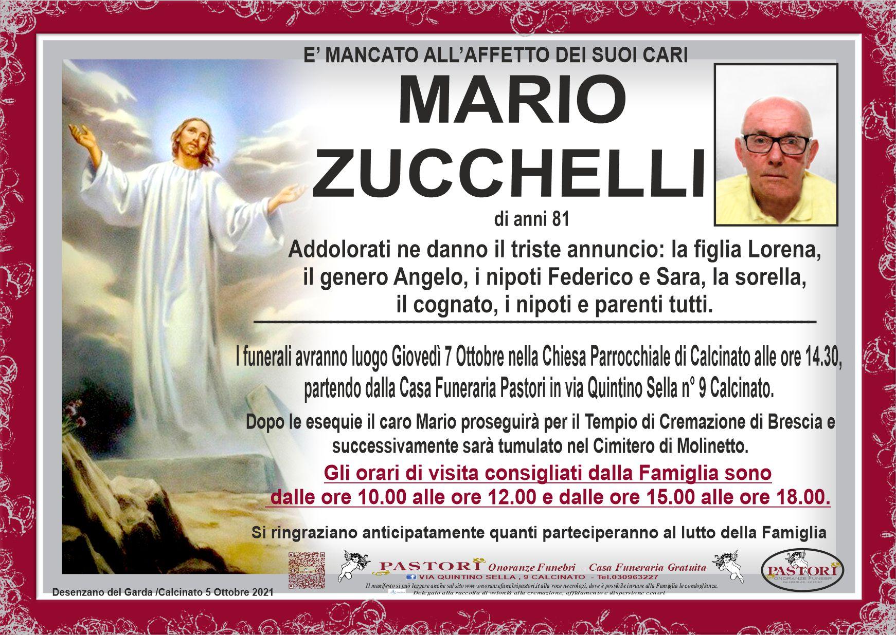 Mario Zucchelli